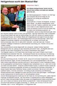 Stadtanzeiger Heiligenhaus vom 19.02.2013